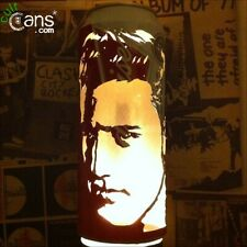 Elvis Presley Beer Can Lantern! Budweiser Pop Art Candle Lamp Unique Gift