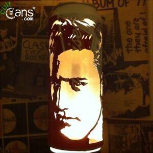 Elvis Presley Beer Can Lantern! Budweiser Pop Art Candle Lamp Unique Gift
