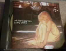PATTY PRAVO - MAI UNA SIGNORA CD BMG RICORDI 1 STAMPA