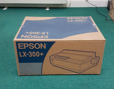 EPSON LX-300+ Dot Matrix Printer
