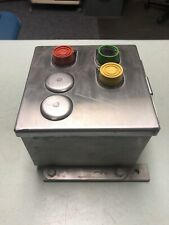 Food Equipment Push Button Stainless Hoffman Industrial Control Zb2 Be102 101