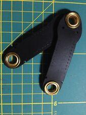 Falconry False Aylmeri Anklets Male Harris Goshawk Pre-Oiled Leather