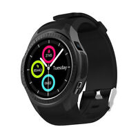 Smart watch L1 display 1.3 pollici GPS Bluetooth multifunzione sportivo NERO