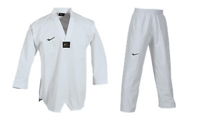 Prospecs TaeKwonDo Dan Uniform White Size 3/170 New