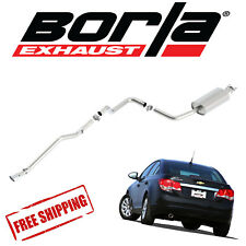 BORLA S-TYPE Cat-Back Performance Exhaust Fits 2011-2016 Chevy Cruze 1.4L 1.8L
