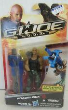 GI Joe Retaliation 2012 Roadblock Sealed MOC Hasbro BZ308