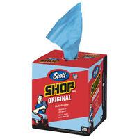 Scott 75190 Original Shop Towels, Blue, 200-Count