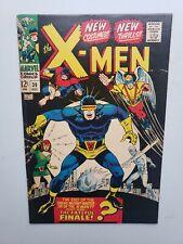X-men #39 Marvel Silver Age Comic Book