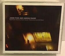 John Foxx & Harold Budd – Nighthawks, Translucence & Drift Music (3x CD Fatbox)