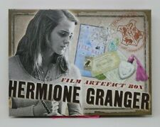 Hermione Granger Harry Potter Film Artefact Box Hogwarts The Noble Collection