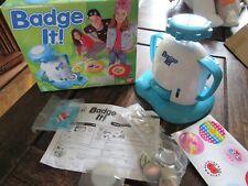 Jeu BADGE IT - Fabriquer vos propres badges !