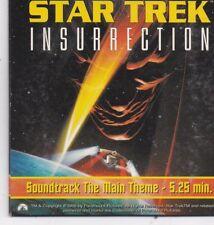 Star Trek-Insurrection 3 inch cd single