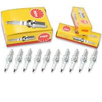1 pc 1 x NGK Standard Plug Spark Plugs 7840 CR5HSA 7840 CR5HSA Tune Up Kit ra