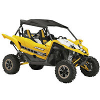 New Ray 1:18 Yamaha YXZ 1000R Die Cast Toy Model offroad Buggy ATV Yellow