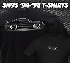 T-Shirt SN95 Mustang GT Cobra 1994 1995 1996 1997 1998  Ford 5.0 4.6
