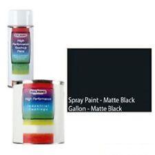 Clark Forklift Spray Paint Matte Black OEM Color Match