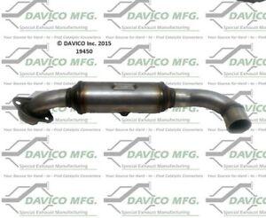 Davico Mfg 19450 Catalytic Converter For 11-14 Ford F-150