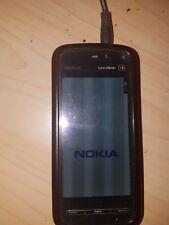 Nokia  XpressMusic 5800 - Schwarz und Rot  Smartphone ohne simlock