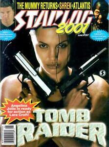 STARLOG #287 - XENA ADRIENNE WILKINSON EVE/LIVIA -TOMB RAIDER - MUMMY - ATLANTIS