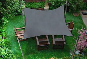 TAILOR MADE WATERPROOF SUN SHADE SAIL CUSTOM MADE SUN SAIL CANOPY COVER