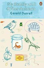 My Family and Other Animals by Gerald Durrell Paperback Book