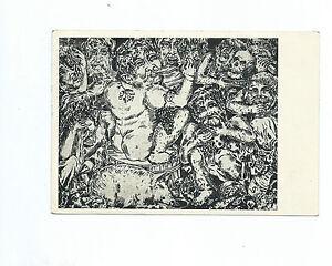 Autografo III Quadriennale d'Arte Nazionale Carlo Servolini Collesalvetti 1944