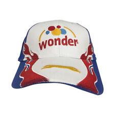Wonder Baseball Cap Ricky Bobby Talladega Nights 26 Costume Hat Bread Racecar