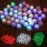 Mini LED Balloon Lamp Light Set Battery Powered Wedding Halloween Home Decor