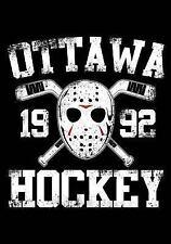 Ottawa 1992 Hockey : Hockey Books for Kids, Journal and Personal Stats...