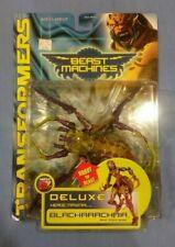 Transformers Beast Machines Blackarachnia Action Figure MOC