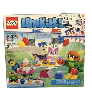 NEW LEGO UNIKITTY 41453 PARTY TIME FACTORY SEALED RETAILS NEW AT $15.99 FREE SHP