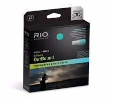 RIO InTouch Coldwater Outbound Fly Line - Custom T-11 Tip - New