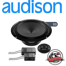Audison apk165 2 voies système d'enceintes 16,5cm haut de gamme 2 ohm