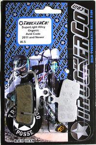 TruckerCo Alloy disc brake Pads Sram Avid Code 2011+ R RSC Guide RE RSDH AL5