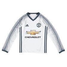 3ème maillot de football blanc