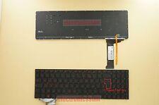 Clavier AZERTY Pour Asus ROG GL551 G551 NSK-UPQBC 0F 0KNB0-662CFR00 rétroéclairé