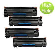 2Pk HP Laserjet M201dw M225dn M225dw Toner Cartridge CF283A 83A Compatible Ink