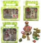 NEW 6pc DIY Fairy Garden Miniature Ornament Toadstool Gnome Fairy Home Decor Set