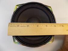 "Panasonic EAS Acoustics 5.25""  4 Ohm Woofer Subwoofer Micro Speaker Shielded"