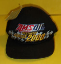 NASCAR Black Amzoil New With Tags Racing Adjustable Cap! Nice SEE!