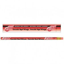 Detroit Red Wings Pencils 6 Pack