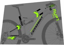CANNONDALE SCALPEL 29  DECAL SET 2015