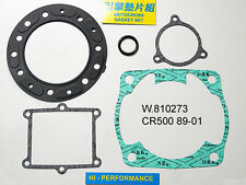Pochette de joints haut moteur Honda 500 CR 89/01