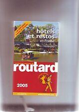 Nos Meilleurs Hôtels Et Restos En France - bonnes adresses du routard 2005