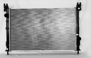 NEW RADIATOR ASSEMBLY FITS CHRYSLER PACIFICA 3.5L 2004-2006 5102435AA CH3010299
