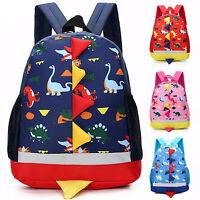 Kids Children Boys Girls School Backpack Kindergarten Bag Cute Cartoon Rucksack