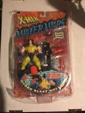 X-Men Hydro Blast Wolverine Mask Out Version Figure