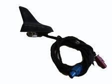 *AUDI A6 C6 SALOON 2005-2011 BLACK SHARK FIN ROOF AERIAL 4F5035503P