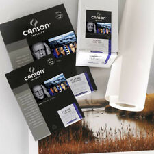 Canson Infinity Platine Fibre Rag 310gsm A2