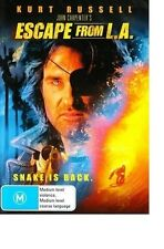 Escape From L. A. (PAL Format DVD Region 4)